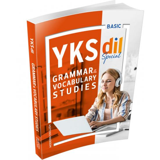 YKSDİL Basic - Special Grammar & Vocabulary Studies