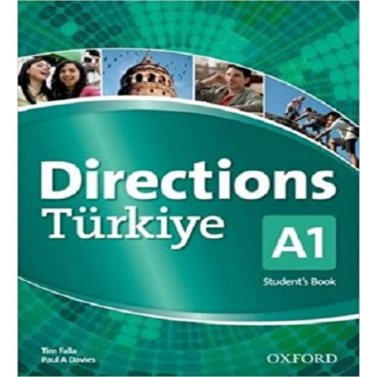 Directions Türkiye A1 Student's Book + workbook with Online Practice and CD-ROM